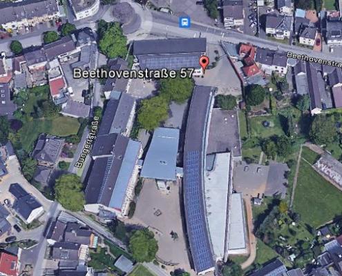 HBG Bornheim (Google Earth 2021)